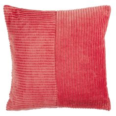 KAAT Amsterdam Etna Sierkussen 45 x 45 cm Amsterdam, Textiles, Throw Pillows, Retro, Inspiration, Color, Products, Fashion, Coral