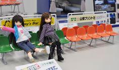 ホビーサーチブログ トミーテック新製品説明会レポート【鉄道小物・鉄道むすめ・ゾイド編】