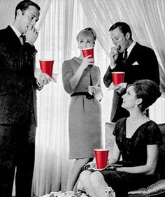 Five adult drinking games that go beyond beer pong and liven up any party — without being too collegiate.