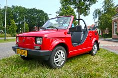 FSM (FIAT) 126P Malubats Cabrio 650 U9 1998