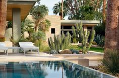 Having a pool sounds awesome especially if you are working with the best backyard pool landscaping ideas there is. How you design a proper backyard with a pool matters. Modern Landscape Design, Landscape Plans, Garden Landscape Design, Modern Landscaping, Contemporary Landscape, Backyard Landscaping, Landscaping Design, Modern Backyard, Backyard Ideas
