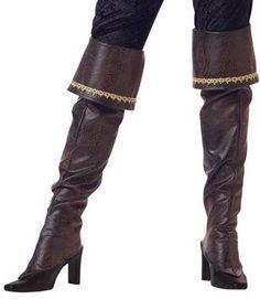 Pirate spats
