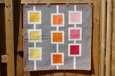 NOVA Modern Quilt Guild - Preemie Challenge 1 by Threaded Mess, via Flickr