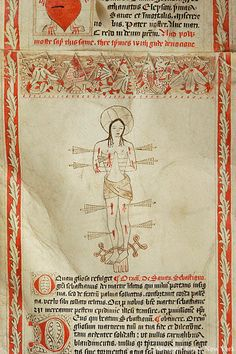 Prayer roll, MS G.39 fol. 6r - Images from Medieval and Renaissance Manuscripts - The Morgan Library & Museum
