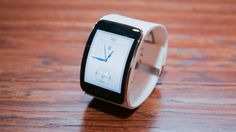 The Samsung Gear S has a big, bright curved display, decent battery life, comes with its own bonus battery pack and can stay connected away from a phone with its own 3G data or Wi-Fi. It's attractive, albeit rather large.