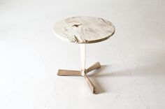 Spalted-Maple-and-Cast-Bronze-side-Table-bleached-spalted-maple-red-brass-bronze-22.5-Diameter-x-23_-H.jpg (6016×4000)