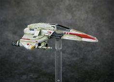 Conversion, Custom, E-wing, Painting, Tie Phantom, X-Wing