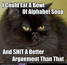 pardon the profanity - brilliantly funny, though
