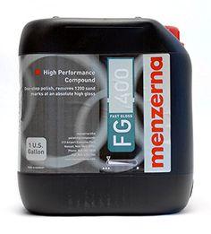 Menzerna Fast Gloss 400 Compound (Gallon) - http://www.productsforautomotive.com/menzerna-fast-gloss-400-compound-gallon/