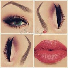 Step by Step Nails, Dresses, Make up, Hair Styles and more Tutorials - http://www.1pic4u.com/blog/2014/11/03/step-by-step-nails-dresses-make-up-hair-styles-and-more-tutorials-269/