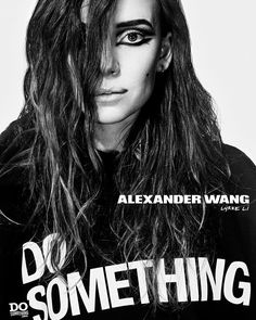 5b27b84d098337 38 Best ALEXANDER WANG x DO SOMETHING images