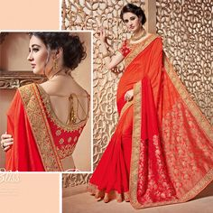 Bollywood designer sari Saree Wedding bridal blouse fabrics ethnic indi #Shoppingover #Saree #WeddingPartywear