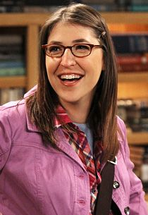 Amy from The Big Bang Theory She's funny and super intelligent!