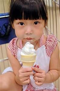we have ice cream in Asia...duh