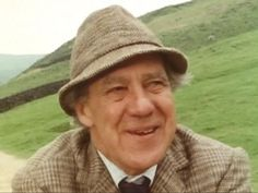 "Last of the Summer Wine (BBC) ""Seymour Utterhwaite""(Michael Aldridge)"