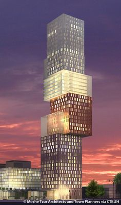 Astana Tower - The Skyscraper Center