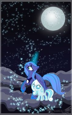 Theyre twinkling, can you feel it? by ~Flatterviech on deviantART