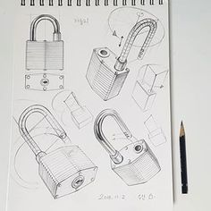 Wäscheklammer # 수진 T # 수진 수진 # 수진 수진 Design Tattoo Drawings, Cool Drawings, Doe Tattoo, Object Drawing, Drawing Drawing, Drawing Ideas, Still Life Drawing, Industrial Design Sketch, Art Sketchbook
