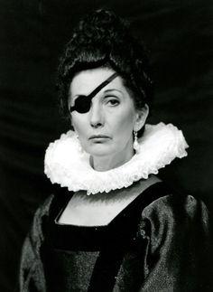 Maria Enriqueta Carballeira  actriz cine y teatro n.en Madrid en 1944