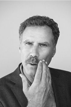 Will Farrell by Tim Barber