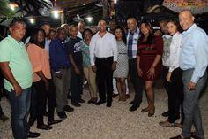 Sector Externo y dirigentes del PLD realizan agasajo en Haina