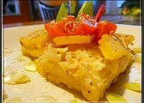 Hermelínové brambory se sýrovou zálivkou Pineapple, Chicken, Meat, Fruit, Food, Beef, The Fruit, Meals, Yemek