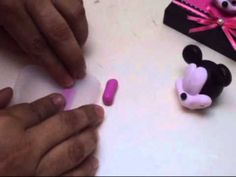 "CARA DE MINNIE Y MICKEY MOUSE EN PORCELANICRON ""Tips de Belleza Loren"""