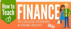 How to Teach Financial Skills to Young Adults [Infographic] Money Quotes, Financial Literacy, Young Adults, Talking To You, College Students, Infographic, Finance, Teaching, Parents
