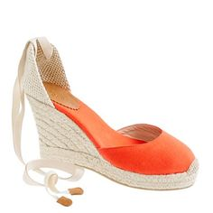 my j.crew espadrilles. will def be wearing these again this summer. <3