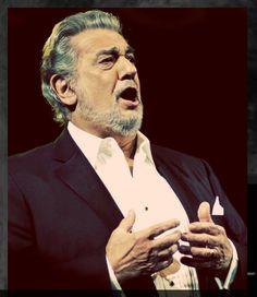 Placido Domingo by www.kristianjaime.com