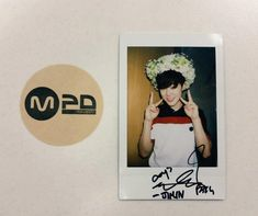 BTS (polariod)-- M Countdown MPD Mission