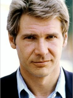 Harrison Ford- oh my that smirk! *melting* (If 50 Shades had been written in the early 80's... please and thank you.)