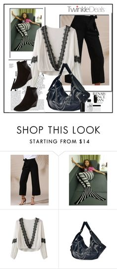 """""""Fashion"""" by lip-balm ❤ liked on Polyvore featuring Whiteley and twinkledeals"""