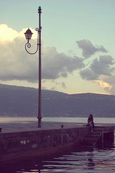 Porto Villa di Gargnano - lago di Garda