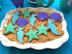"Ariel Mermaid party / Birthday ""Ariel Under the Sea 2nd Birthday"" | Catch My Party"