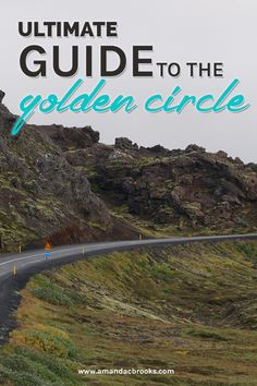 Ultimate Guide to the Golden Circle in Iceland - we went way off the normal path and it was worth it!
