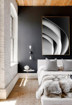 Large art Fine art poster Abstract Art Abstract Poster Black Art Complex geometry Minimalist Wall Prints Wall Art Printable Poster USD) by JAnoveltyDeSign Couple Bedroom, Home Printers, Awesome Bedrooms, Creative Decor, Abstract Wall Art, Large Art, Printable Wall Art, Wall Art Prints, Cool Stuff