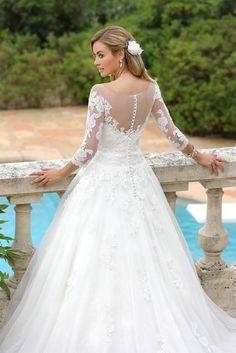 Ladybird trouwjurk bij Bruidsmode Lisa