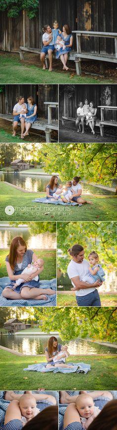 Autumn, family photo session at beautiful Fonty's Pool, Manjimup, Western Australia.
