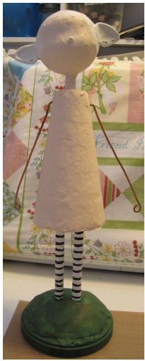 The Whimsical Cottage: Faery Art Doll Tutorial