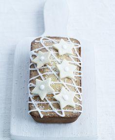Simple Vanilla Loaf Cake by Sweet Paul Magazine Noel Christmas, Christmas Treats, Christmas Baking, Natural Christmas, Christmas Hanukkah, Vanilla Loaf Cake, Hot Chocolate Fudge, Sweet Paul, Sweet Sweet