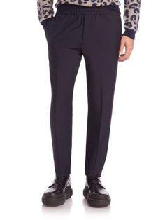 ACNE STUDIOS Ryder Suit Pants. #acnestudios #cloth #pants