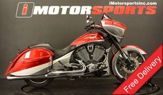 Check out this 2015 Victory Motorcycles Magnum Magnum Red Over Super Steel Gray listing in Elmhurst, IL 60126 on Cycletrader.com. It is a Touring Motorcycle and is for sale at $15499.