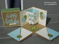 Geburtstagsbox für den Chef