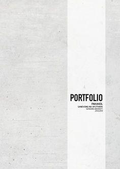 Portfolio Pakakol S. - Portfolio Pakakol S. - - Portfolio Pakakol S. – Portfolio Pakakol S. Design Portfolio Layout, Portfolio D'architecture, Portfolio Covers, Portfolio Resume, Portfolio Presentation, Design Portfolios, Design Nike, Cv Design, Design Poster