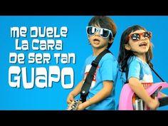 ME DUELE LA CARA DE SER TAN GUAPO - Canciones Infantiles de DUBBI KIDS - YouTube