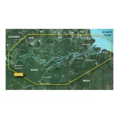 Garmin BlueChart® g2 HD - HXSA009R - Amazon River - microSD™/SD™. BlueChart® g2 HD - HSA009R - Amazon River - microSD™/SD™Coverage:Detailed coverage of the Amazon River from Benjamin Constant, Brazil to the Atlantic Ocean, the Madiera River to Porto Velho and portions of the Tapajos and Para Rivers.Improve your view with 1-foot HD contours Detailed nautical charts derived from government charts and private sources to provide port plans, depth contours, navigational aids, and tides and…