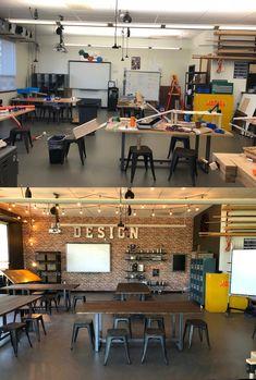 Modern Classroom, High School Classroom, New Classroom, Classroom Design, Classroom Themes, Classroom Organization, English Classroom, Staff Lounge, Teacher Lounge