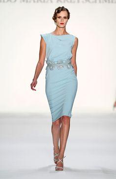 Mode von Guido Maria Kretschmer auf der Fashion Week Berlin -Juli 2013 für den Sommer 2014 - 18