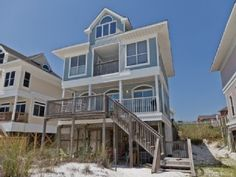 Miramar Beach House Rental: Gorgeous Gulf Front Home In Miramar Beach! Save Up To 20% 03/01-04/22   HomeAway
